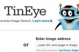 TinEye寻找相似图片的搜索引擎,效果神奇,强烈推荐哦~